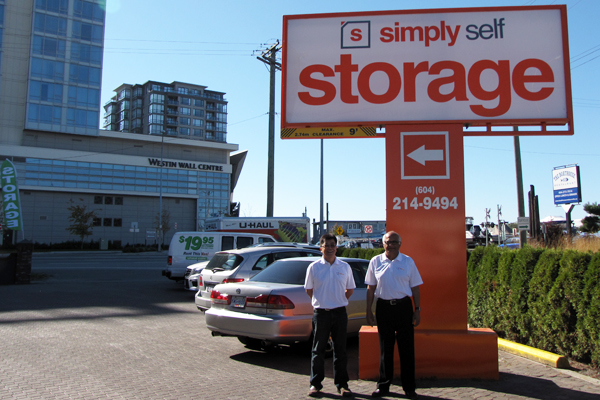 Visit Simply Self Storage